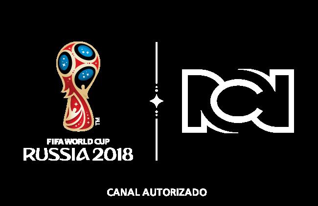 Logo Copa Mundial de la FIFA Rusia 2018